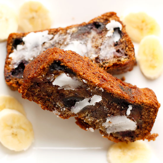 banana-blueberry-bread-vegan