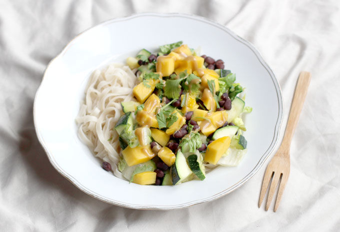 rijsnoedels-mango-courgette-vegan-recept